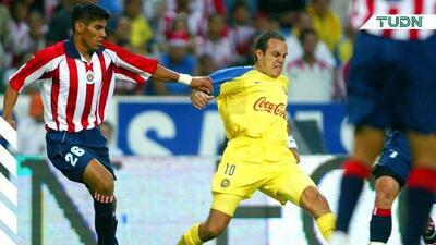 Cuauhtémoc Blanco es amigo de Chivas