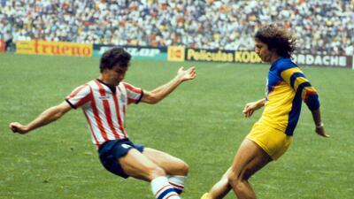 Diez datos clásicos para recordar del Chivas vs. América