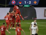 ¡Histórico! Alemania cayó como local ante una sorprendente Macedonia