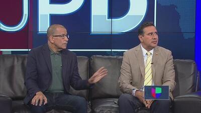 Alcaldes de San Lorenzo y Toa Baja hablan del inventario de escuelas cerradas