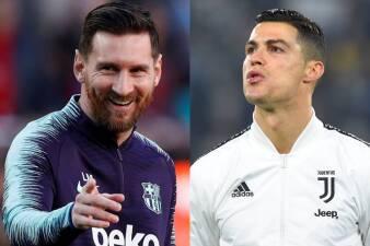 Cristiano Ronaldo aún puede ser el goleador del 2018 pero no lo tiene fácil