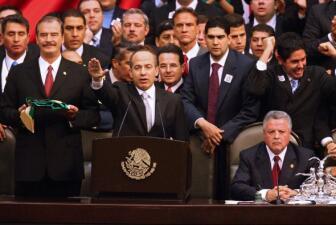 Momentos polémicos de Felipe Calderón