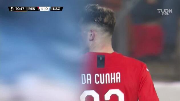 Tiro desviado de Lucas Da Cunha