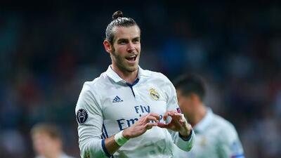 Gareth Bale extiende su contrato con el Real Madrid hasta 2022