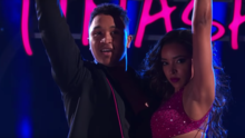 Tinashe makes debut on 'Dancing with the Stars'