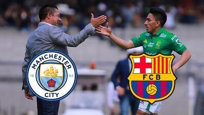 ¡El truco del éxito! Ambriz reveló que en León siguen el ejemplo del Barcelona y el Manchester City