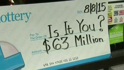 Ganador de 63 millones en la lotería... a punto de perderlo todo por no reclamar el premio