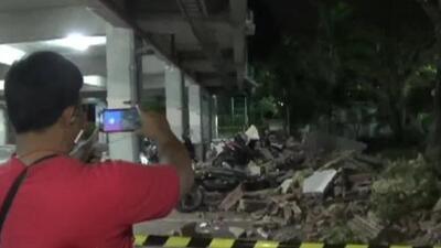 Terremoto en Indonesia deja hasta el momento 91 muertos y cientos de turistas desesperados por salir de la isla