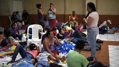 Comunidad guatemalteca en Miami se reúne para ayudar a sus connacionales afectados por erupción de volcán