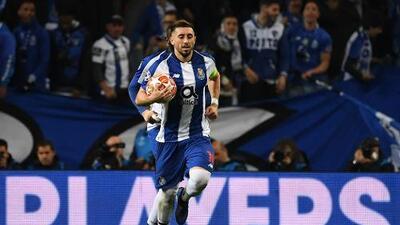 "Héctor Herrera: ""Me voy súper orgulloso de pertenecer a este equipo"""