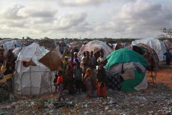 Fotos: 7 millones de desplazados por el cambio climático en 6 meses, una tragedia en curso