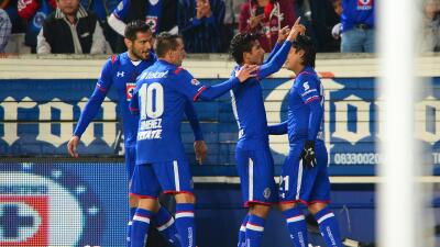 Cruz Azul vence a Monterrey en pretemporada