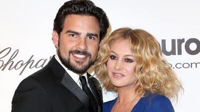"¿Está o no embarazada Paulina Rubio? Gerardo Bazúa aclara si ya viene su ""cuarto hijo"""