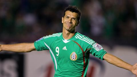"""Jared Borgetti: """"En Estados Unidos los mexicanos viven mejor, pero en el fútbol les ganamos"""""""