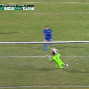 Punyed no perdona y logra el 2-0 para El Salvador