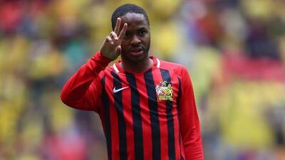 Raheem Sterling, uno de los mejores futbolistas del mundo que perdió Jamaica