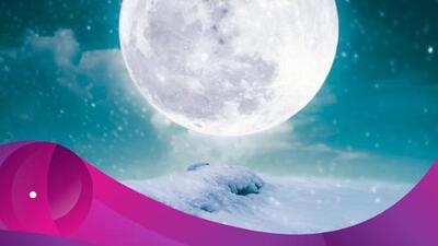 Cómo te impacta la superluna de nieve