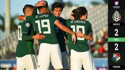 ¡México a la Final del Premundial Sub-20 de Concacaf gracias a las tarjetas!