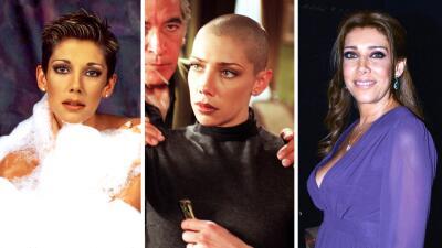 Así ha cambiado Cynthia Klitbo en su paso por las telenovelas