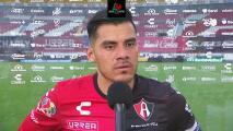 """Aldo Rocha al ganar al San Luis: """"Sabemos lo que nos estamos jugando"""""""