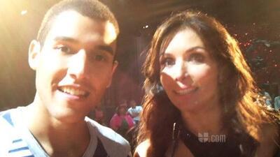 Giselle Blondet puso en aprietos al novio de Nataliz Jiménez con su 'Gigi-cam'