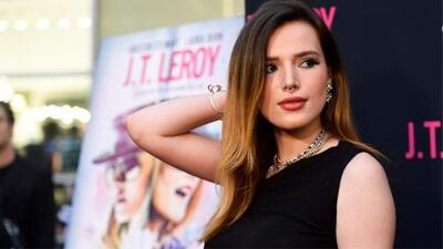 ¿Qué significa pansexual, el término con el que se identifica la actriz Bella Thorne?