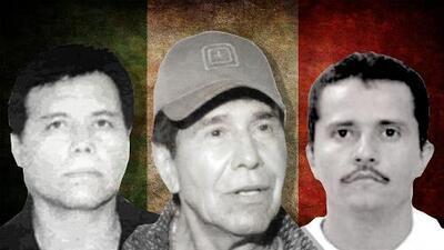 Las razones por las que es muy difícil que EEUU enjuicie a los 3 sucesores de 'El Chapo' Guzmán