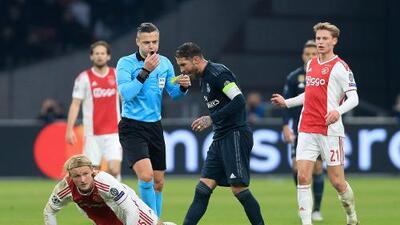 Ajax, Sergio Ramos y un bofetón a la soberbia 'merengue'