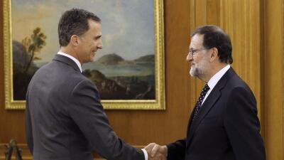 """Mariano Rajoy renuncia """"de momento"""" a tratar de formar un Gobierno en España"""