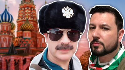 Sombreros y rancheras en Moscú: Mario Quintero y Roberto Tapia, los representantes de Regional Mexicano que más disfrutan el Mundial 2018