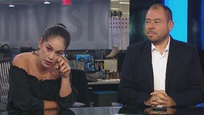 Ana Caty Hernández lloró cuando le recordaron que era la última semana al aire de Locura Deportiva