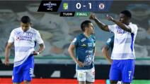 Cruz Azul se mantiene como líder tras vence 0-1 a León en la Jornada 8
