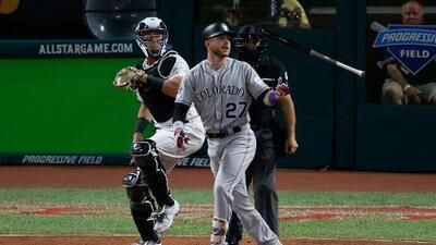 ¿Demasiados jonrones? Comisionado de la MLB niega que las pelotas estén manipuladas