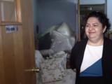 Madre hispana en santuario desde 2017 vuelve a casa al suspender su deportación