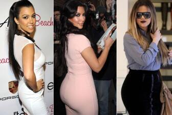 Kim presume curvas en México