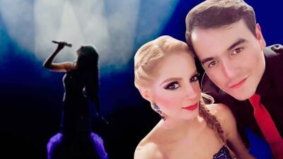 Julián Figueroa revela que la mamá de su hijo debutará pronto como cantante