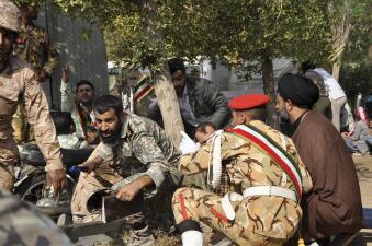 """Irán culpa a EEUU y sus aliados de un sangriento atentado y promete una """"venganza mortal"""" (fotos)"""