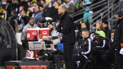 """Gregg Berhalter: """"Este equipo volverá a una final de MLS Cup y esperamos poder ganarla"""""""