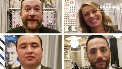 La prensa mundial habla de la Canelo vs. Kovalev