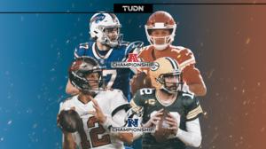 Finales de Conferencia: Primer juego Brady vs Rodgers en Playoffs