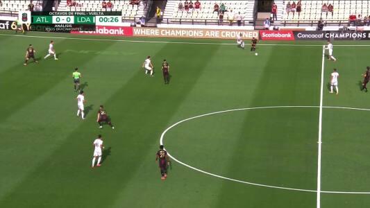 Resumen del partido Atlanta United FC vs Alajuelense