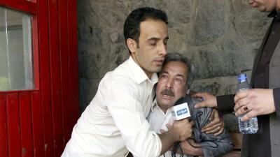 Fotos: Dos suicidas de ISIS emboscan a la prensa y matan a 9 reporteros que cubrían un atentado