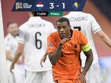 Holanda vence a Bosnia-Herzegovina con doblete de Wijnaldum