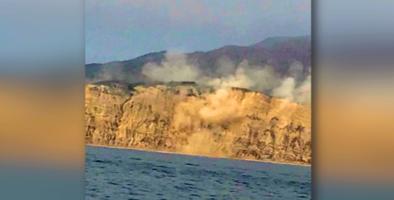 Lo que dejó el temblor de 5.3 en California: polvareda, susto, un águila calva en vuelo y la advertencia del inminente 'Big One'
