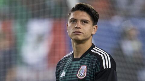 Rayados no quiere que Jonathan González vaya al Mundial Sub-20
