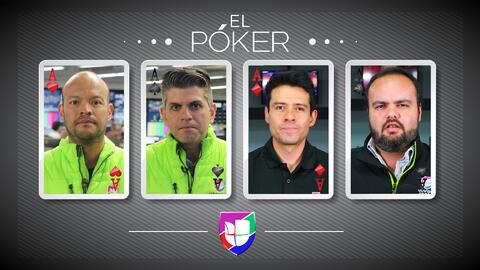 El Póker   ¿Quién fue la figura de la jornada en los Cuartos de Final de la Champions League?