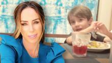 Inés Gómez Mont exhibe cómo perdió su autoestima antes de que su hijo pudiera terminar un taco de chicharrón