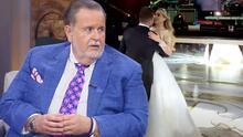 Raúl confirma qué grupo no cobró por cantar en la boda de 'Canelo' Álvarez y Fernanda Gómez