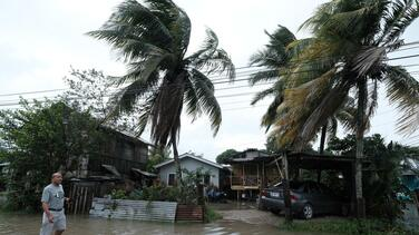 Tres personas muertas y cuantiosos daños materiales: el balance de Eta en Nicaragua y Honduras