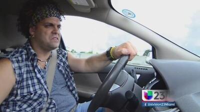 Joven cubano escribe parodia sobre el tráfico en Miami